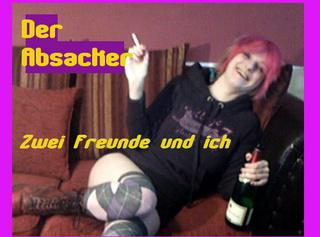 """Vorschaubild vom Privatporno mit dem Titel """"Der Absacker - zwei Freunde und ich"""""""