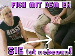 """Vorschaubild vom Privatporno mit dem Titel """"FICK mit dem EX - seine NEUE ist nebenan!"""""""