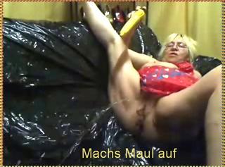 """Vorschaubild vom Privatporno mit dem Titel """"Machs Maul auf"""""""