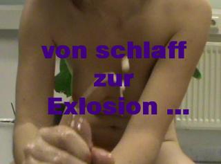 """Vorschaubild vom Privatporno mit dem Titel """"von schlaff zur EXPLOSION"""""""