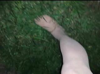 """Vorschaubild vom Privatporno mit dem Titel """"Cindy Devot 05: Mit Nylonfüssen ins Feld"""""""