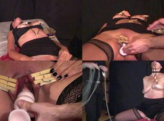 """Vorschaubild vom Privatporno mit dem Titel """"Tittenqualen: Folter und Lust"""""""
