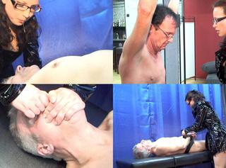 """Vorschaubild vom Privatporno mit dem Titel """"Die Willkür der Lady Gina"""""""