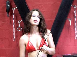 """Vorschaubild vom Privatporno mit dem Titel """"Analfisting-Domina-Dirty-Talk"""""""