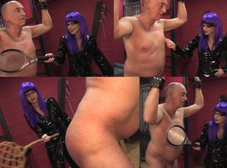 """Vorschaubild vom Privatporno mit dem Titel """"Die Bestrafung des Callboys"""""""