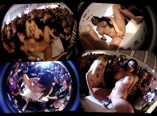 """Vorschaubild vom Privatporno mit dem Titel """"Fisheye-Show mit Xania und Nicole"""""""