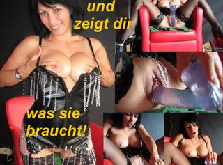 """Vorschaubild vom Privatporno mit dem Titel """"Herrin raucht und zeigt dir was sie braucht!"""""""