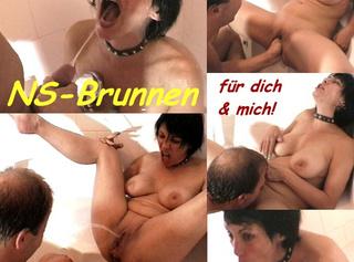 """Vorschaubild vom Privatporno mit dem Titel """"NS-Brunnen für dich und mich!"""""""