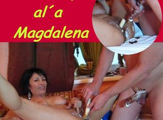 """Vorschaubild vom Privatporno mit dem Titel """"Bananensplit al´a Magdalena"""""""