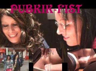 """Vorschaubild vom Privatporno mit dem Titel """"PUBLIK-FIST mit MELI1984"""""""