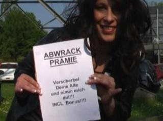 """Vorschaubild vom Privatporno mit dem Titel """"Abwrackprämie"""""""