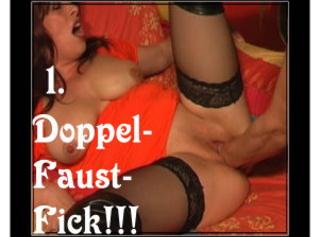 """Vorschaubild vom Privatporno mit dem Titel """"Doppel-Faust-Fist"""""""