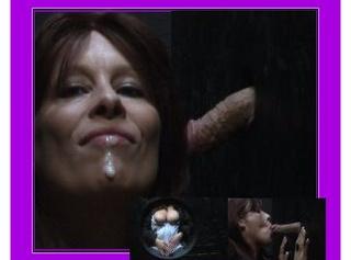 """Vorschaubild vom Privatporno mit dem Titel """"Glory Hole - Tief in den Hals gespritzt"""""""