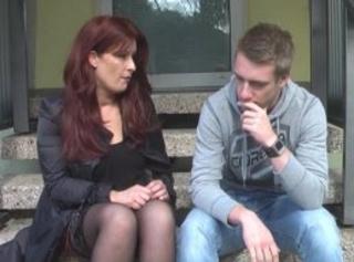 """Vorschaubild vom Privatporno mit dem Titel """"Jungschwanz (19) getröstet und gefickt"""""""