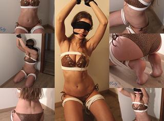 """Vorschaubild vom Privatporno mit dem Titel """"Geiles Bondage"""""""