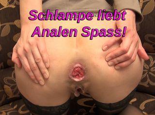 """Vorschaubild vom Privatporno mit dem Titel """"Call Girl — Schlampe liebt analen Spass"""""""