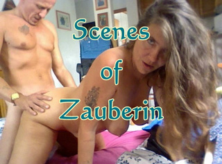 """Vorschaubild vom Privatporno mit dem Titel """"Scenes of Zauberin!"""""""