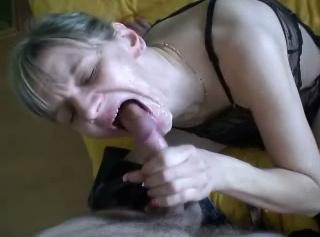 """Vorschaubild vom Privatporno mit dem Titel """"Spermamix"""""""