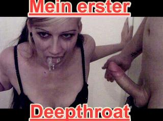 """Vorschaubild vom Privatporno mit dem Titel """"Deepthroat bis die Tränen kommen"""""""