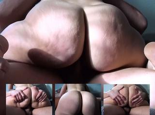 """Vorschaubild vom Privatporno mit dem Titel """"Teen Prachtarsch reitet auf dem Sofa Bubble Butt will Orgasmus"""""""