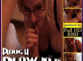 """Vorschaubild vom Privatporno mit dem Titel """"ROUGH BLOWJOB"""""""