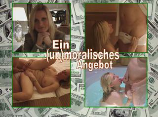 """Vorschaubild vom Privatporno mit dem Titel """"Ein (un)moralisches Angebot"""""""