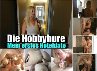 """Vorschaubild vom Privatporno mit dem Titel """"Die Hobbyhure – Mein erstes Hoteldate"""""""