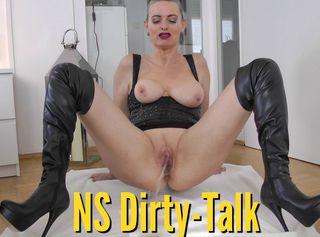 """Vorschaubild vom Privatporno mit dem Titel """"Natursekt Dirty-Talk"""""""