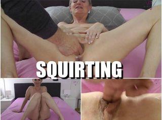 """Vorschaubild vom Privatporno mit dem Titel """"SQUIRTING – Geil gefingert bis ich komme"""""""