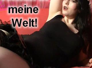 """Vorschaubild vom Privatporno mit dem Titel """"Komm mit in meine Welt"""""""