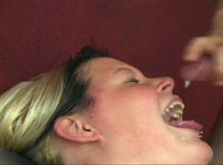 """Vorschaubild vom Privatporno mit dem Titel """"Sperma ins Gesicht gespritzt"""""""