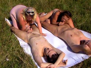 """Vorschaubild vom Privatporno mit dem Titel """"Gruppensex 1"""""""