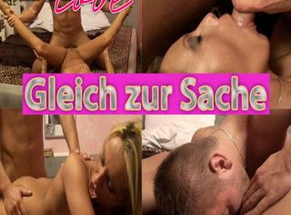 """Vorschaubild vom Privatporno mit dem Titel """"Zur Sache Kada"""""""