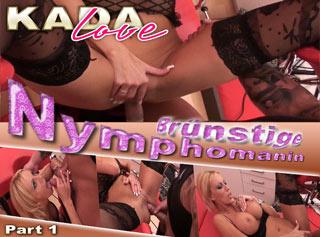 """Vorschaubild vom Privatporno mit dem Titel """"Brünstige Nymphomanin"""""""