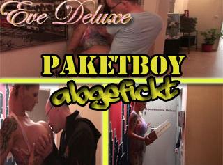 """Vorschaubild vom Privatporno mit dem Titel """"Paketboy"""""""
