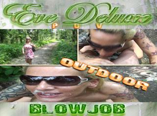 """Vorschaubild vom Privatporno mit dem Titel """"50.- Euro Blowjob Outdoor POV"""""""