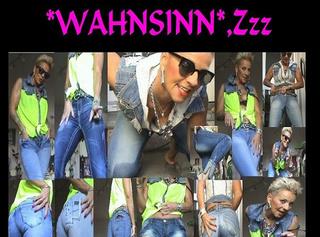"""Vorschaubild vom Privatporno mit dem Titel """"der ganze normale-Jeans&NS Wahnsinn,Zzz"""""""