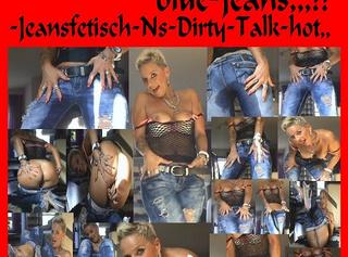 """Vorschaubild vom Privatporno mit dem Titel """"Forever and blue Jeans...Dirty-Talk!"""""""