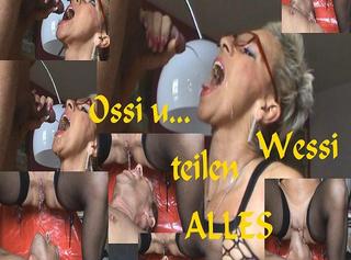 """Vorschaubild vom Privatporno mit dem Titel """"Wiedervereinigung! Ossi&Wessi teilen ALLES!!"""""""
