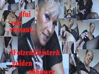 """Vorschaubild vom Privatporno mit dem Titel """"#reife FRAUEN wichsen GEIL! ExtremGeilsaft&#golden Shower,,,"""""""