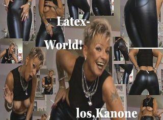 """Vorschaubild vom Privatporno mit dem Titel """"Kanone raus!!-#LATEX-WORLD!!-#Spritzcountdown-!!"""""""
