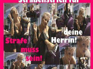 """Vorschaubild vom Privatporno mit dem Titel """"Sklavenwurm,dein neuer Job!-Straßenstricher-,Zzzz"""""""
