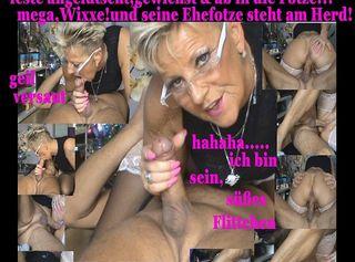 """Vorschaubild vom Privatporno mit dem Titel """",des Nachbarn #rotzender Schwanz,Grrr,,,,"""""""