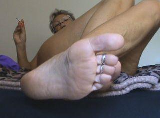 """Vorschaubild vom Privatporno mit dem Titel """"Fick meine Füße,mein Fußdiener!!!"""""""