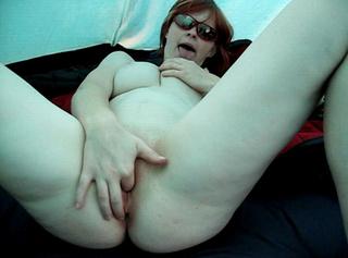 """Vorschaubild vom Privatporno mit dem Titel """"Strip und Fingerfick im Zelt"""""""