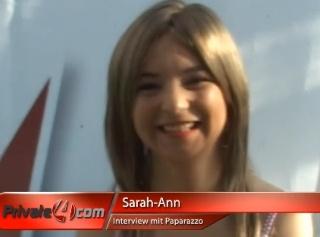 """Vorschaubild vom Privatporno mit dem Titel """"Interview mit Sarah-Ann"""""""