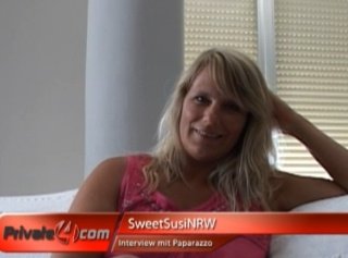 """Vorschaubild vom Privatporno mit dem Titel """"Interview mit SweetSusiNRW"""""""