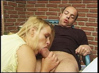 """Vorschaubild vom Privatporno mit dem Titel """"Extrem dicker Schwanz in meinem Mund"""""""