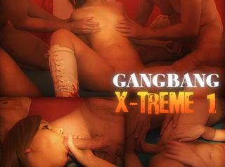 """Vorschaubild vom Privatporno mit dem Titel """"Gangbang X-TREME I"""""""