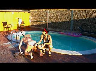 """Vorschaubild vom Privatporno mit dem Titel """"Pervy Pin Up Diaper Domination 1"""""""
